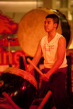 Año Nuevo chino en Tailandia. Fotografía de archivo libre de regalías