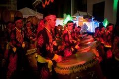 Año Nuevo chino en Tailandia. Imagen de archivo libre de regalías