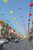 Año Nuevo chino en Tailandia Imágenes de archivo libres de regalías