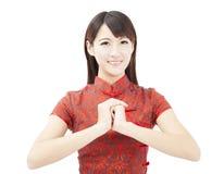 Año Nuevo chino feliz Fotografía de archivo libre de regalías