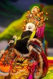 Año Nuevo chino, festival de linterna, aduanas populares taiwanesas, bendiciendo rituales y excursiones, espectáculo de marioneta Fotografía de archivo libre de regalías
