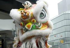 Año Nuevo chino; New York City Fotos de archivo