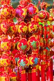 Año Nuevo chino, ornamentos tradicionales, joyería del festival de primavera Imagenes de archivo