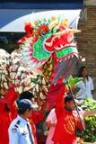 Año Nuevo chino, Tailandia. Imagen de archivo libre de regalías