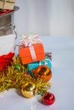 Año Nuevo colorido Imagen de archivo libre de regalías