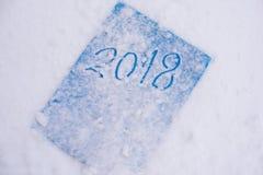 Año Nuevo de la celebración Fotos de archivo libres de regalías