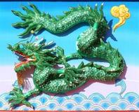 """Año Nuevo de la celebración del †chino colorido del dragón """" Fotos de archivo libres de regalías"""