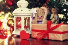 Año Nuevo de la linterna y del juguete Foto de archivo