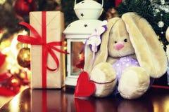 Año Nuevo de la linterna y del juguete Imágenes de archivo libres de regalías
