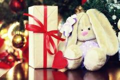 Año Nuevo de la linterna y del juguete Fotos de archivo libres de regalías