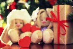 Año Nuevo de la linterna y del juguete Foto de archivo libre de regalías