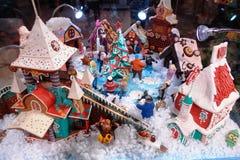 Año Nuevo de la plastilina Fotografía de archivo