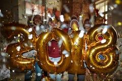 Año Nuevo de la reunión Imagenes de archivo