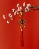 Año Nuevo de Lucky Chinese Imagen de archivo libre de regalías
