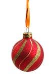 Año Nuevo, decoraciones de la Navidad Fotos de archivo libres de regalías