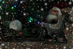 Año Nuevo Decoraciones de la Navidad celebración Foto de archivo