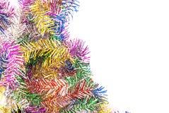 Año Nuevo del arco iris Imagen de archivo libre de regalías