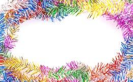 Año Nuevo del arco iris Fotografía de archivo libre de regalías