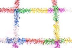 Año Nuevo del arco iris Fotos de archivo