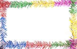 Año Nuevo del arco iris Fotos de archivo libres de regalías