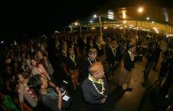 Año Nuevo del Javanese Imagen de archivo
