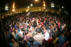 Año Nuevo del Javanese Foto de archivo libre de regalías
