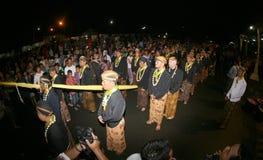 Año Nuevo del Javanese Fotografía de archivo libre de regalías