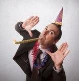 Año Nuevo del partido Fotografía de archivo libre de regalías