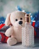 Año Nuevo del perfume Fotografía de archivo libre de regalías