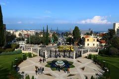 Año Nuevo en Haifa Fotografía de archivo