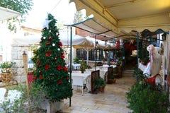 Año Nuevo en Haifa Imagenes de archivo