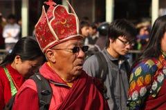 Año Nuevo en Nepal Imagen de archivo libre de regalías