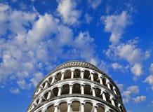 Año Nuevo en Pisa Imagen de archivo libre de regalías