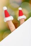 Año Nuevo greeteing Imagen de archivo