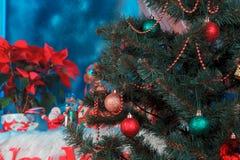 Año Nuevo, homeliness Imágenes de archivo libres de regalías