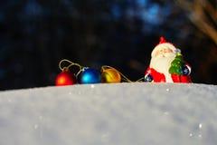 Año Nuevo Invierno 29 de la Navidad Imágenes de archivo libres de regalías