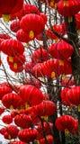 Año Nuevo lunar chino Fotografía de archivo libre de regalías