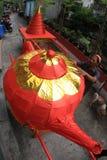Año Nuevo lunar de Chinesse Imagen de archivo