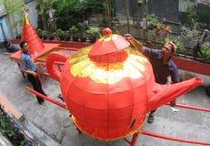 Año Nuevo lunar de Chinesse Foto de archivo