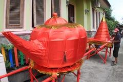 Año Nuevo lunar de Chinesse Fotos de archivo libres de regalías