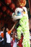 Año Nuevo lunar de Chinesse Fotografía de archivo