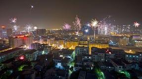 Año Nuevo lunar en China Imagen de archivo
