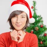 ¡Año Nuevo mágico! Foto de archivo libre de regalías
