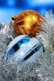 Año Nuevo que adorna Imagen de archivo libre de regalías