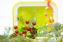 Año Nuevo que viene Foto de archivo libre de regalías