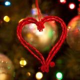 Año Nuevo romántico Imagen de archivo