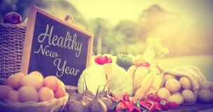 Año Nuevo sano Fotografía de archivo