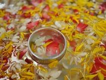 Año Nuevo tailandés Imagen de archivo libre de regalías