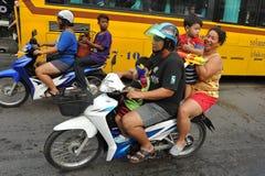 Año Nuevo tailandés - Songkran Fotografía de archivo libre de regalías