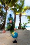 Año Nuevo tropical, celebración el vacaciones. Imágenes de archivo libres de regalías